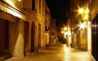 Pubblica illuminazione comuni italiani